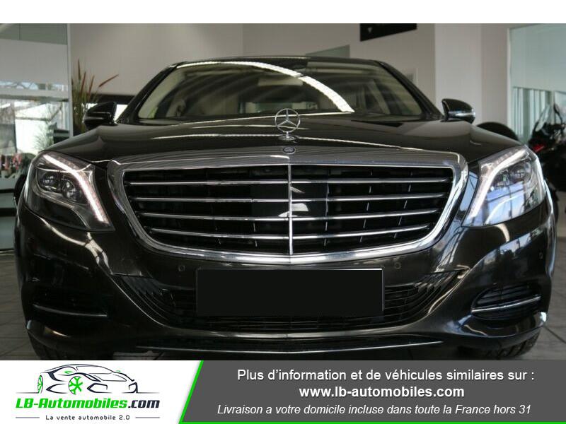Mercedes Classe S 500 500 Marron occasion à Beaupuy - photo n°16