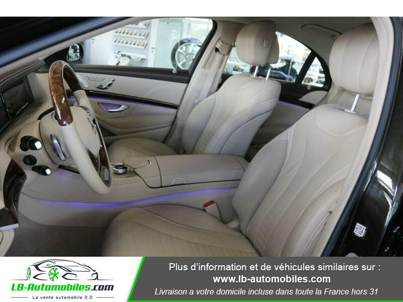 Mercedes Classe S 500 500 Marron occasion à Beaupuy - photo n°4
