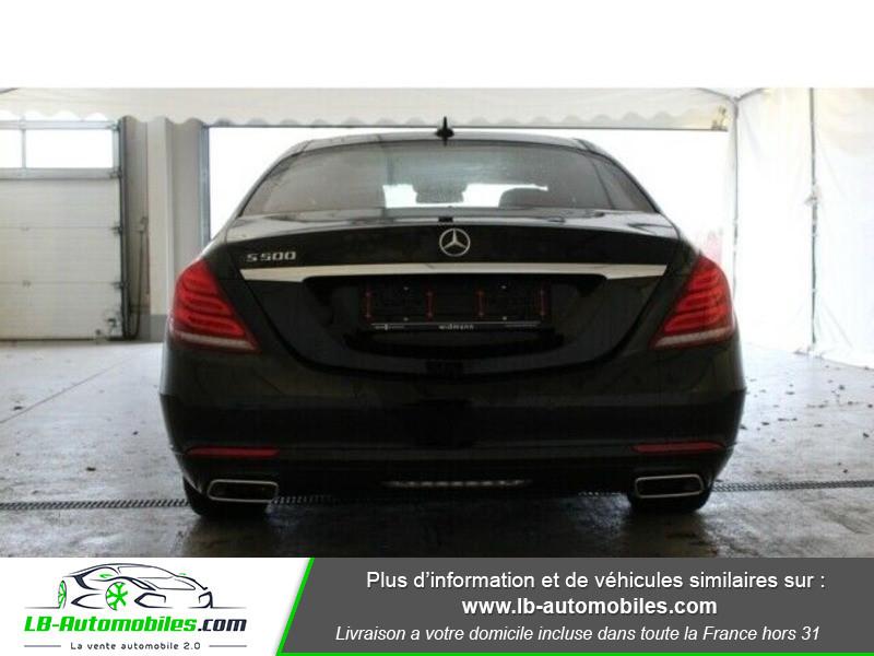 Mercedes Classe S 500 500 Noir occasion à Beaupuy - photo n°11