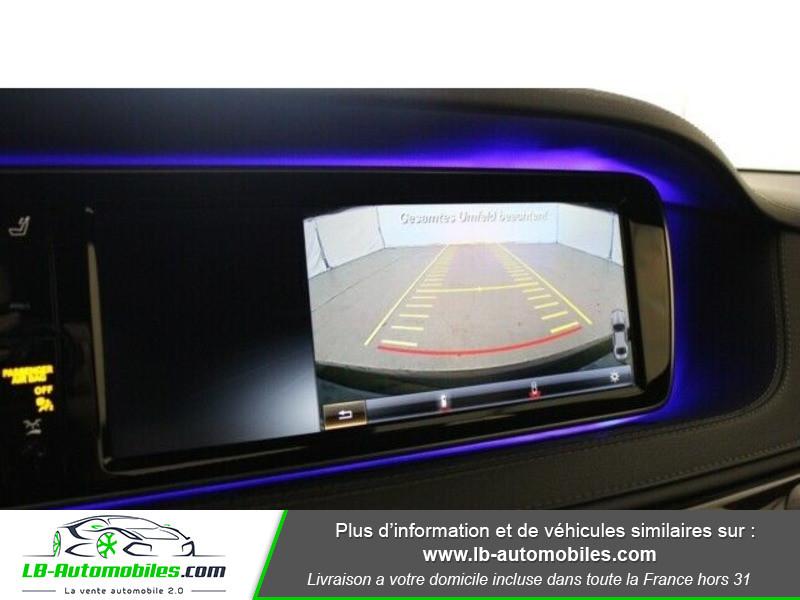 Mercedes Classe S 500 500 Noir occasion à Beaupuy - photo n°8