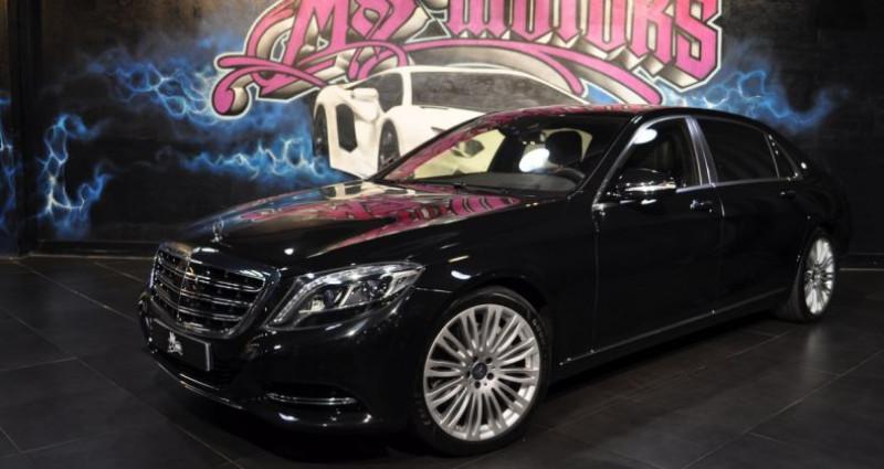 Mercedes Classe S 500 500L MAYBACH Noir occasion à CANNES