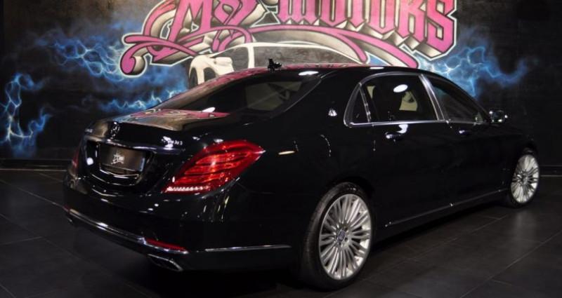 Mercedes Classe S 500 500L MAYBACH Noir occasion à CANNES - photo n°4