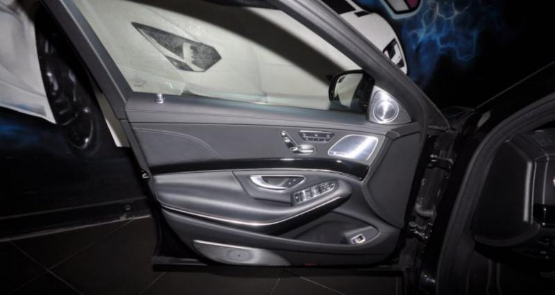 Mercedes Classe S 500 500L MAYBACH Noir occasion à CANNES - photo n°6