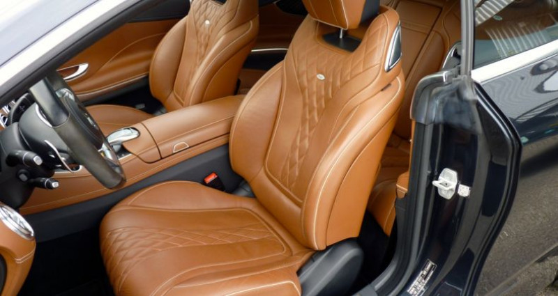 Mercedes Classe S 500 COUPE 500 4-Matic AMG Line BVA  occasion à SAINT MAXIMUM - photo n°7