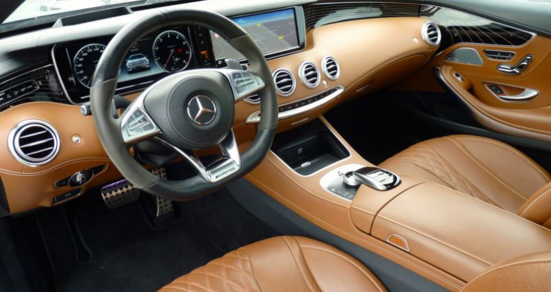 Mercedes Classe S 500 COUPE 500 4-Matic AMG Line BVA  occasion à SAINT MAXIMUM - photo n°6