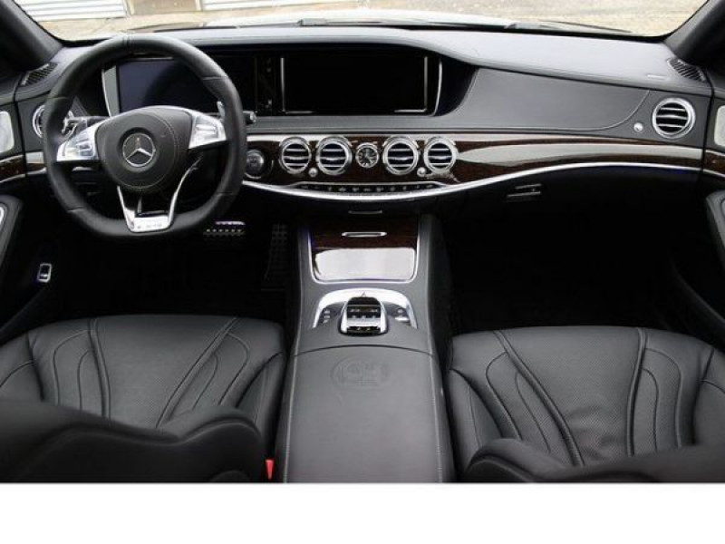 Mercedes Classe S 63 AMG 585 ch Noir occasion à Beaupuy