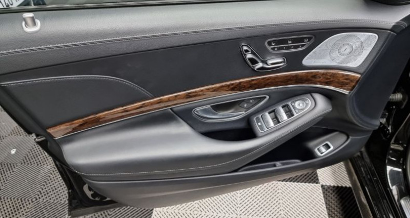 Mercedes Classe S 63s Amg 5.5 V8 Bi-turbo 585ch Noir occasion à MONTBRISON - photo n°5