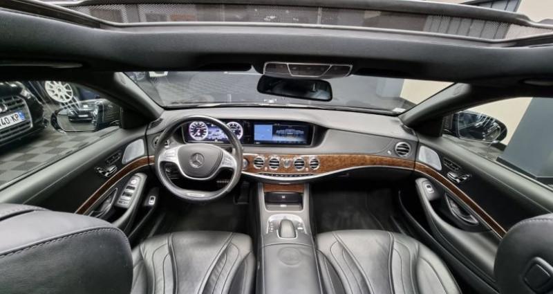 Mercedes Classe S 63s Amg 5.5 V8 Bi-turbo 585ch Noir occasion à MONTBRISON - photo n°2