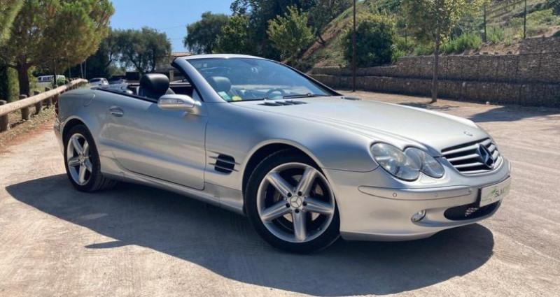 Mercedes Classe SL 350 II (2) 350 7G-TRONIC Gris occasion à MOUGINS