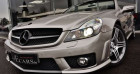 Mercedes Classe SL 63 AMG 63 AMG - XENON - GPS - LEDER - LUCHTVERING - CARBON PACK - Bronze à IZEGEM 88