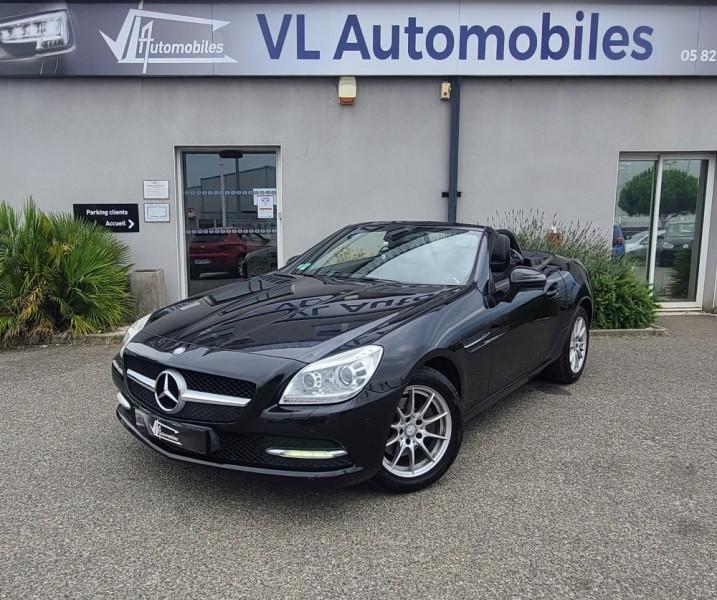 Mercedes Classe SLK 200 (R172) 200 7GTRO+ Noir occasion à Colomiers