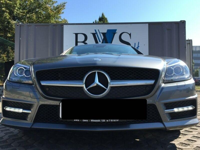 Mercedes Classe SLK 200 (R172) 200 9GTRO  occasion à Villenave-d'Ornon - photo n°3