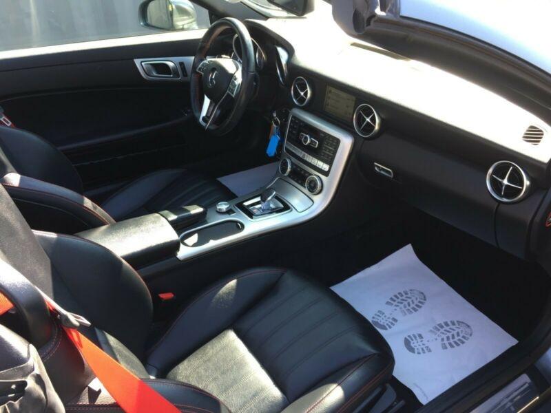 Mercedes Classe SLK 200 (R172) 200 9GTRO  occasion à Villenave-d'Ornon - photo n°7