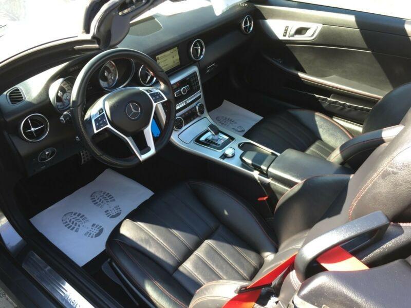 Mercedes Classe SLK 200 (R172) 200 9GTRO  occasion à Villenave-d'Ornon - photo n°5