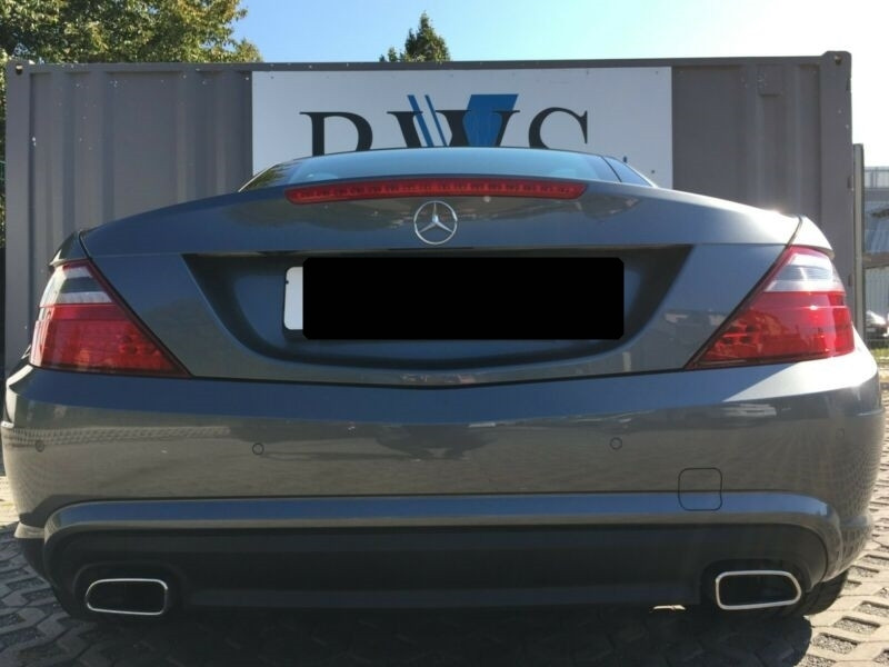 Mercedes Classe SLK 200 (R172) 200 9GTRO  occasion à Villenave-d'Ornon - photo n°4