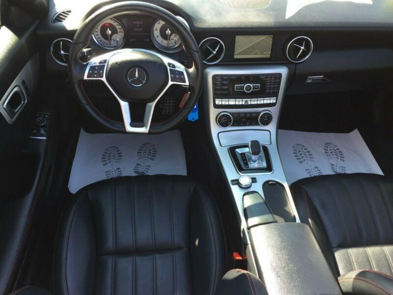 Mercedes Classe SLK 200 (R172) 200 9GTRO  occasion à Villenave-d'Ornon - photo n°6