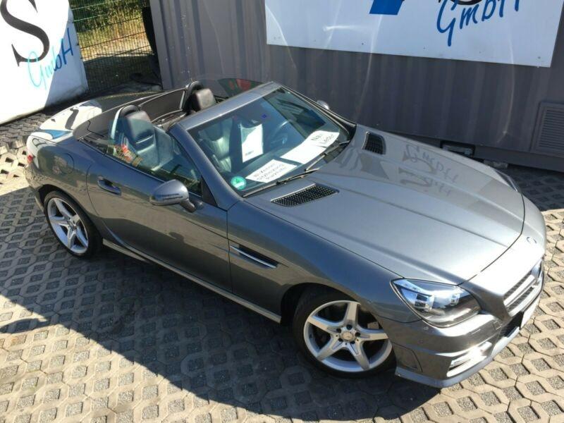 Mercedes Classe SLK 200 (R172) 200 9GTRO  occasion à Villenave-d'Ornon