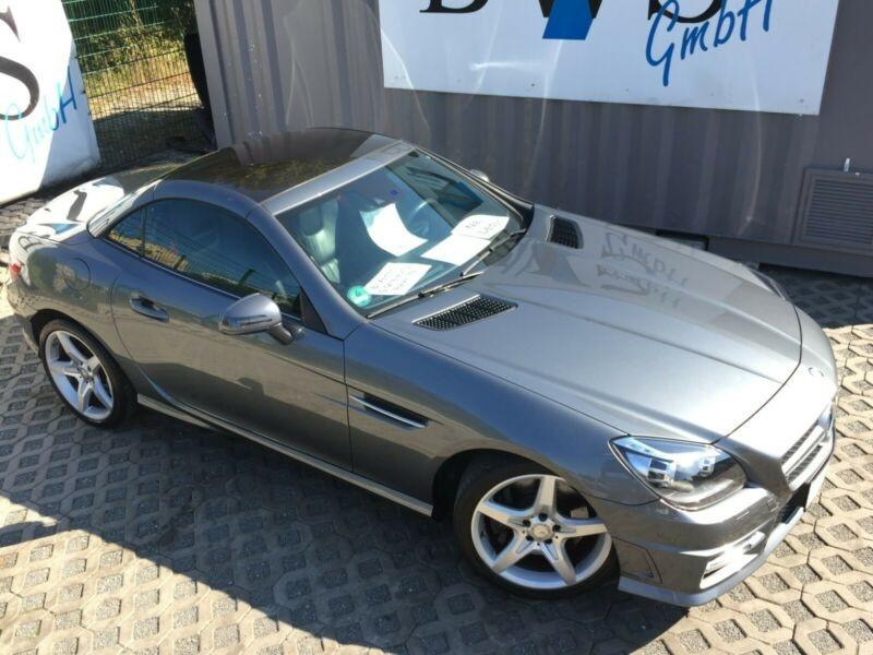 Mercedes Classe SLK 200 (R172) 200 9GTRO  occasion à Villenave-d'Ornon - photo n°2