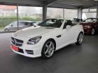 Mercedes Classe SLK 200 200 AMG Blanc à Beaupuy 31