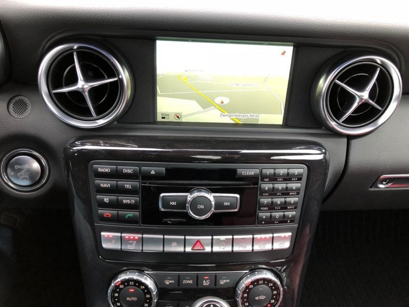 Mercedes Classe SLK 200 200 AMG Gris occasion à Beaupuy - photo n°6