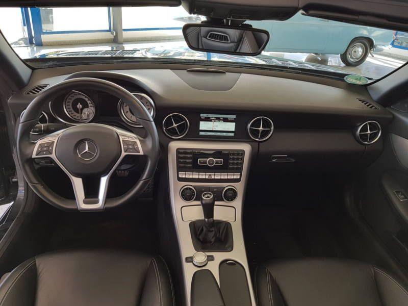 Mercedes Classe SLK 200 200 AMG Gris occasion à Beaupuy - photo n°2