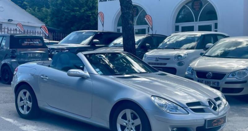 Mercedes Classe SLK 200 200 K A Gris occasion à GASSIN