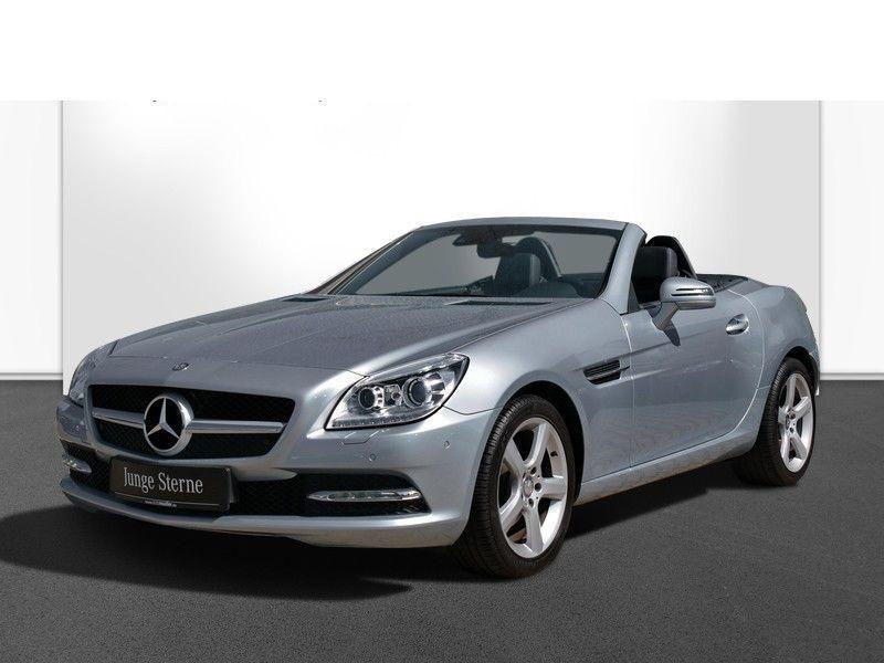 Mercedes Classe SLK 200 200 Argent occasion à Beaupuy