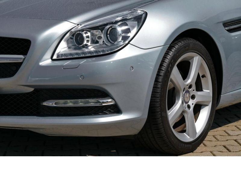 Mercedes Classe SLK 200 200 Argent occasion à Beaupuy - photo n°8