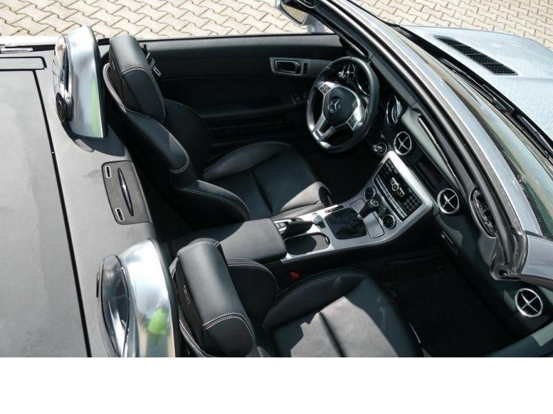 Mercedes Classe SLK 200 200 Argent occasion à Beaupuy - photo n°5