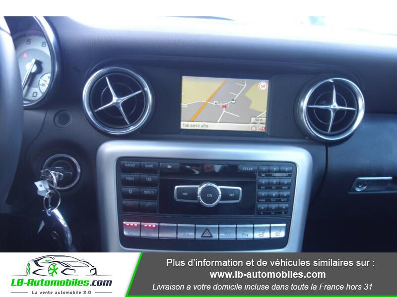 Mercedes Classe SLK 200 200 Blanc occasion à Beaupuy - photo n°5