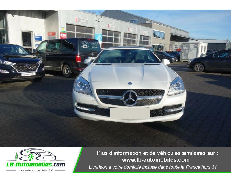 Mercedes Classe SLK 200 200 Blanc occasion à Beaupuy - photo n°10