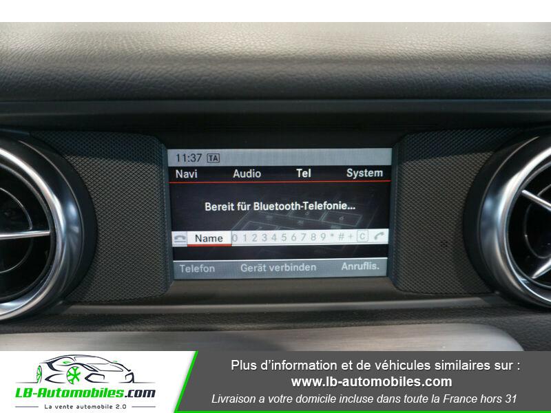 Mercedes Classe SLK 200 200 Argent occasion à Beaupuy - photo n°6