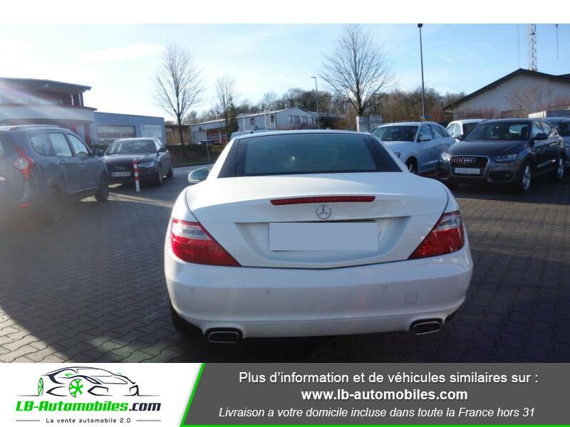Mercedes Classe SLK 200 200 Blanc occasion à Beaupuy - photo n°12
