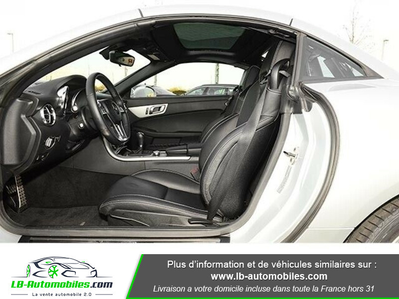 Mercedes Classe SLK 200 200 Gris occasion à Beaupuy - photo n°4
