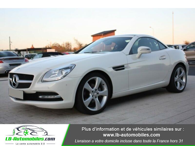 Mercedes Classe SLK 200 200 Blanc occasion à Beaupuy