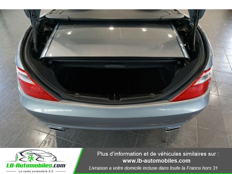 Mercedes Classe SLK 200 200 Argent occasion à Beaupuy - photo n°12