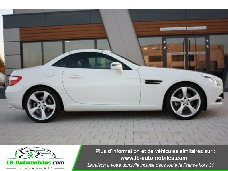 Mercedes Classe SLK 200 200 Blanc occasion à Beaupuy - photo n°7