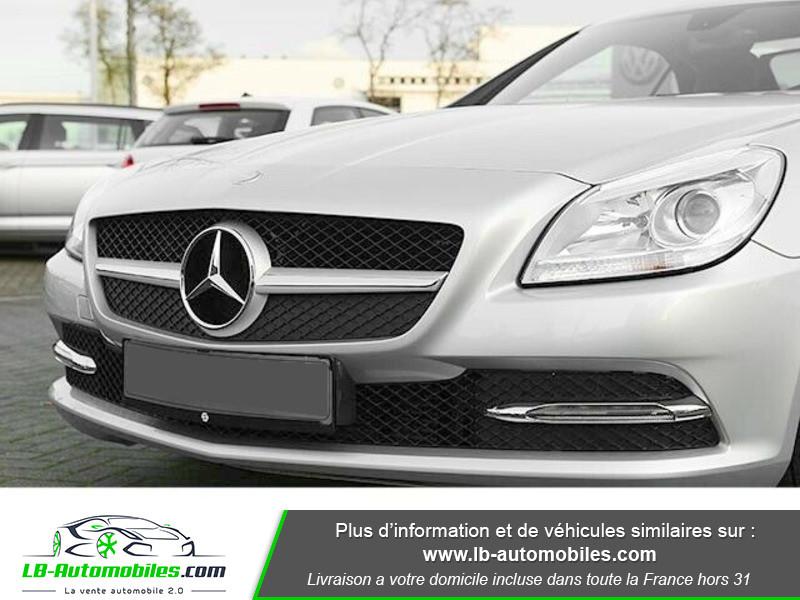 Mercedes Classe SLK 200 200 Gris occasion à Beaupuy - photo n°13