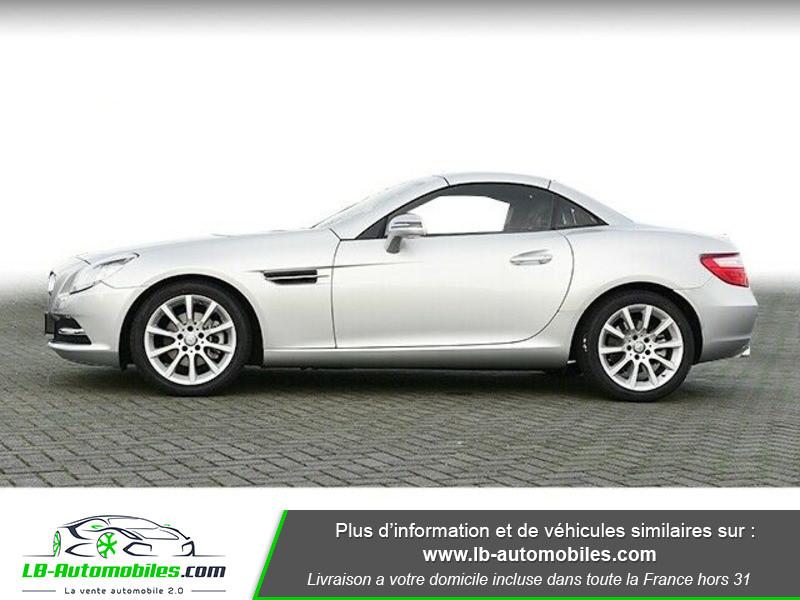 Mercedes Classe SLK 200 200 Gris occasion à Beaupuy - photo n°9