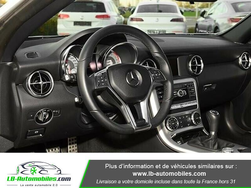 Mercedes Classe SLK 200 200 Gris occasion à Beaupuy - photo n°2