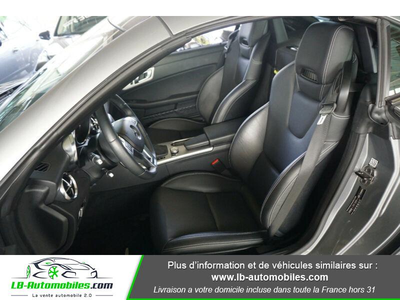 Mercedes Classe SLK 200 200 Argent occasion à Beaupuy - photo n°4