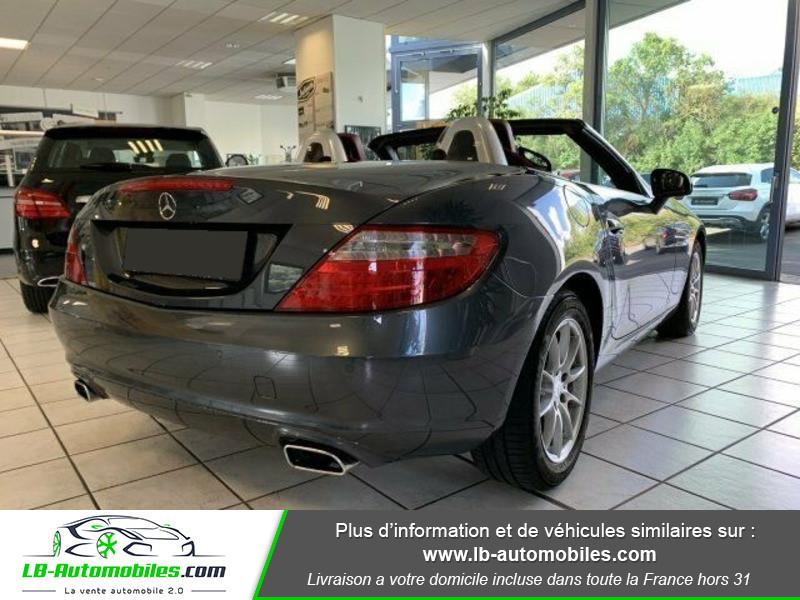 Mercedes Classe SLK 200 200 Gris occasion à Beaupuy - photo n°3