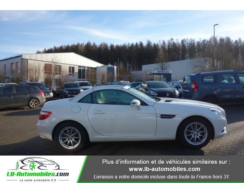 Mercedes Classe SLK 200 200 Blanc occasion à Beaupuy - photo n°13