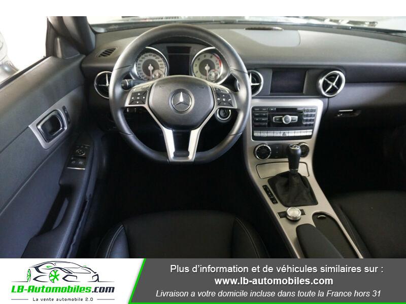 Mercedes Classe SLK 200 200 Argent occasion à Beaupuy - photo n°2