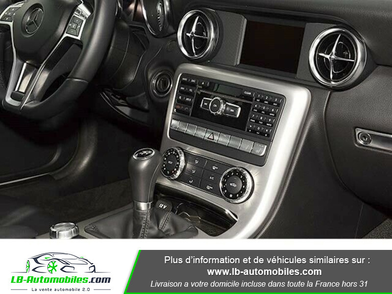 Mercedes Classe SLK 200 200 Gris occasion à Beaupuy - photo n°6