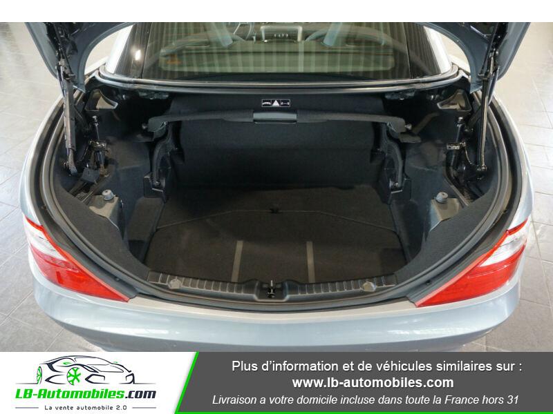 Mercedes Classe SLK 200 200 Argent occasion à Beaupuy - photo n°13