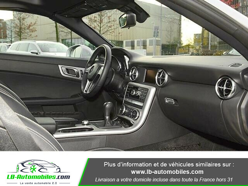 Mercedes Classe SLK 200 200 Gris occasion à Beaupuy - photo n°7