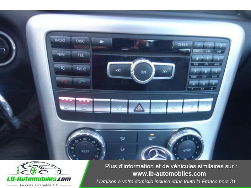 Mercedes Classe SLK 200 200 Blanc occasion à Beaupuy - photo n°6