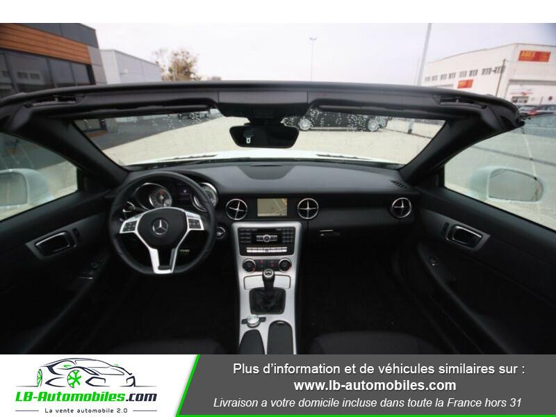 Mercedes Classe SLK 200 200 Blanc occasion à Beaupuy - photo n°2
