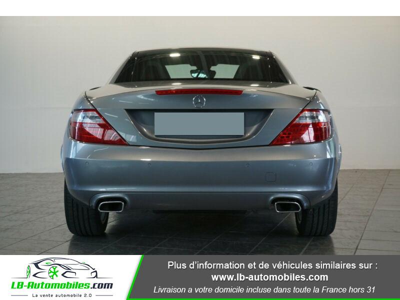 Mercedes Classe SLK 200 200 Argent occasion à Beaupuy - photo n°11